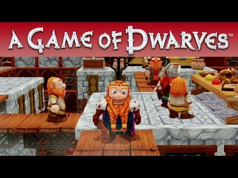 трейлер A Game of Dwarves (CD-Key, Steam, Region Free)