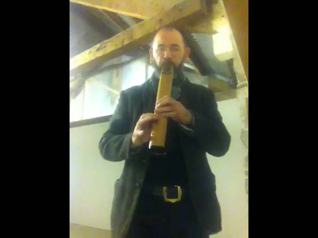 Persian-scale-drone-flute-by