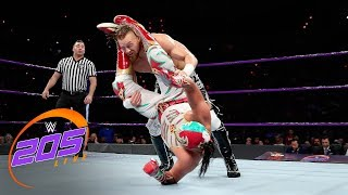 Nonton Gran Metalik Vs  Buddy Murphy  Wwe 205 Live  Sept  11  2018 Film Subtitle Indonesia Streaming Movie Download