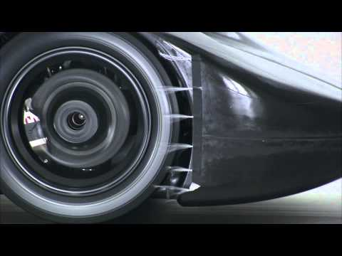Nissan DeltaWing Racer for 2012 Le Mans 24 Hours | Batmobile like Experimental Race Car