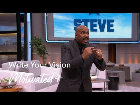 Write Your Vision - Christian Motivation for Effective Faith