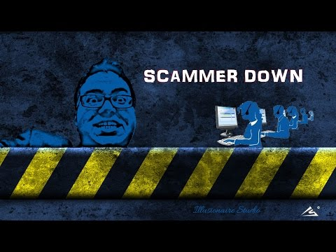Scammer Down: CRA Agent