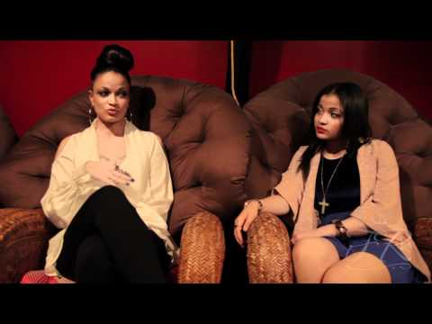 Charli Baltimore Sits Down with Feel Rich to Talk Healthy Eating Habits