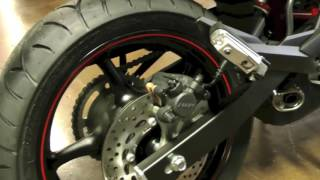 10. 2013 Yamaha FZ6R Review - Official Release Walkaround