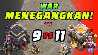 Video WAR PALING TAK ADIL - Clash of Clans INDONESIA MP3, 3GP, MP4, WEBM, AVI, FLV Oktober 2017