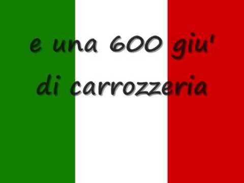 toto cutugno - l' italiano