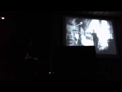 Marc Ribot performs his score for The Docks of New York pt 3