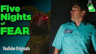 Video Surviving Five Nights of FEAR! - Game Lab MP3, 3GP, MP4, WEBM, AVI, FLV Juli 2018