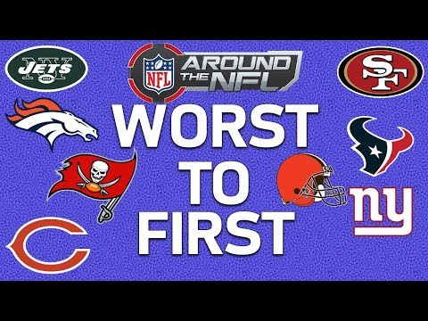 Which Team is Most Likely to go from Worst to First in 2018? | NFL (видео)