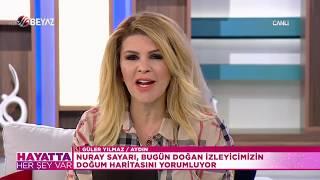 Haftalık BALIK burç yorumları 7 Mayıs - 13 Mayıs 2018 / Nuray Sayarı HD