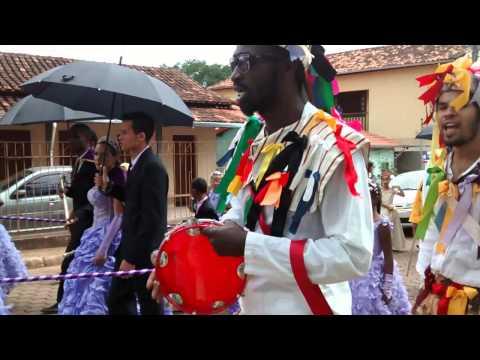 Marujada de São Gonçalo do Rio Preto - 2014