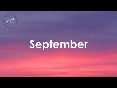 Earth, Wind & Fire - September (Lyrics)