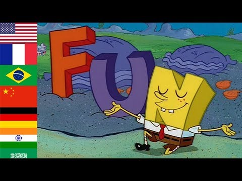 F.U.N. Song in 17 different languages