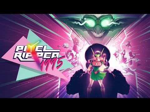 Trailer de lancement de Pixel Ripped 1995
