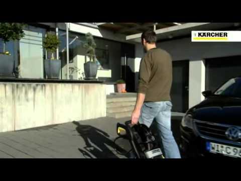 Karcher K 2 3 5 7 Premium Car, Home y eco!ogic Home T250 T400