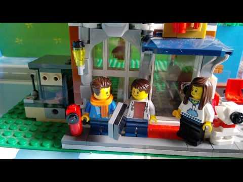 Lego Goosebumps 3