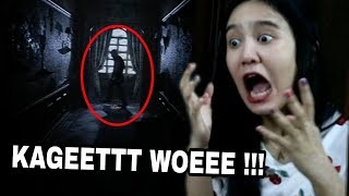 Video GAK SEREM !! CUMAN KAGET DOANG !!! - The Conjuring House Part1 MP3, 3GP, MP4, WEBM, AVI, FLV November 2018