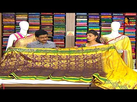 Latest Collection of Light Weight Kanchi Pattu and Designer Sarees | Sogasu Chuda Tarama 25 November 2015 01 26 PM