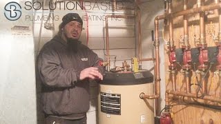 Indirect Fired Water Heater