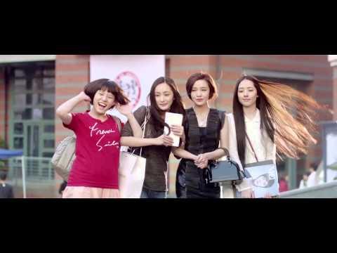 《小時代》電影預告:四個女生將如何續寫她們的青春故事!