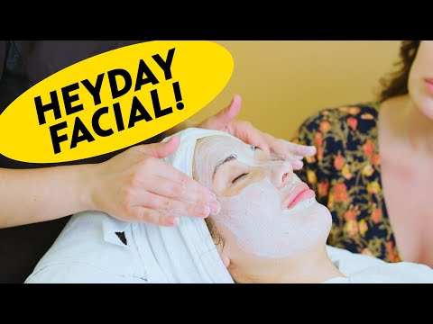 No Steam Facial at Heyday Los Angeles! | The SASS with Susan and Sharzad