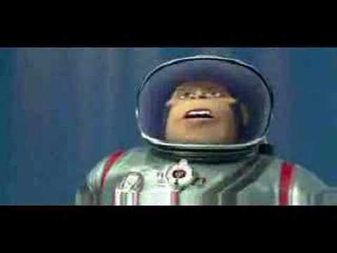 TRAILER DO FILME Space Chimps - Micos no Espaço (DUBLADO)