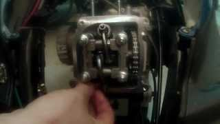 8. How to Adjust Valves on 50cc Scooter