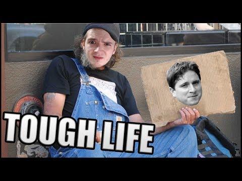 UMÍRÁME V PRAZE! - Hobo: Tough Life /w Herdyn