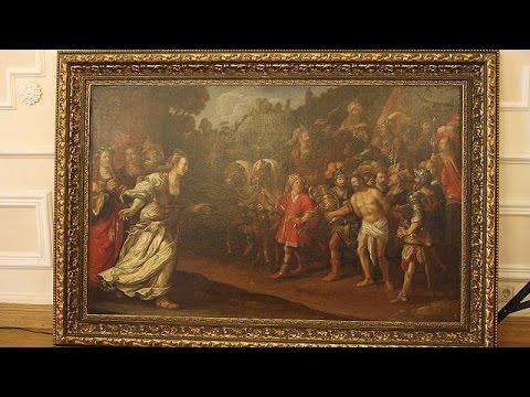 Ουκρανία: Εντοπίστηκαν κλεμμένοι ολλανδικοί πίνακες
