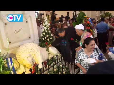 Asamblea Nacional realiza sesión solemne en León por centenario de Darío