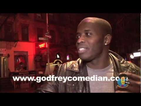 Comedian/Actor Godfrey - Top 5 Action Heroes