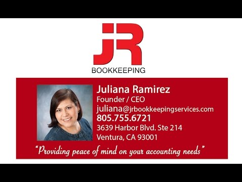 JR Bookkeeping Services / #Bookkeeping #Payroll #Accounting Support #Quickooks Training
