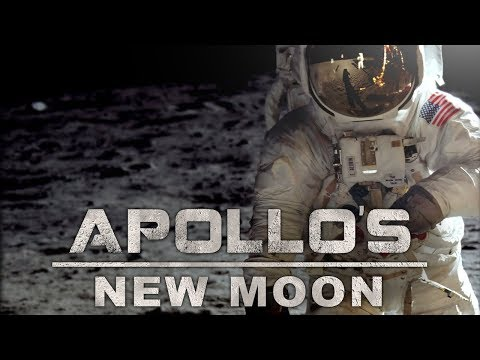 Apollo's New Moon - 4k