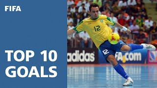 Video Top 10 Goals: FIFA Futsal World Cup Thailand 2012 MP3, 3GP, MP4, WEBM, AVI, FLV Agustus 2017