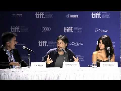 'Spring Breakers' Uncut Press Conference - Tiff 2012