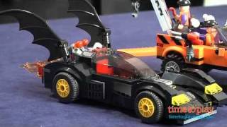 LEGO DC Universe Super Heroes Batmobile & the Two-Face Chase