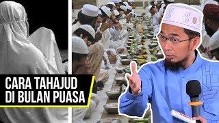 Video Cara Shalat Tahajud di Bulan Ramadhan - Ustadz Adi Hidayat LC MA MP3, 3GP, MP4, WEBM, AVI, FLV September 2018