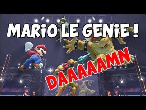 le - Quand je lance des duels sur Smash Bros Wii U, je rigole pas ! ▻ Abonne toi poto : http://bit.ly/XariEtJiji ▻ Facebook : http://bit.ly/FacebookDeGenie ▻ Twitter : http://bit.ly/TwitterDeGenie...
