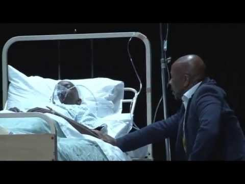 The Casualty trailer