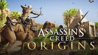 Assassin's Creed Origins was revealed yesterday at Microsoft's E3 press conference, and we got a short gameplay walkthrough of the game. In this video I'll be breaking down the demo as in-depth as I can, looking at all the new stuff in the game and pointing out details you may have missed. Are you excited for AC Origins?▶Interested in learning more about the Assassin's Creed Universe with some of the latest news? Check out the Facebook Page of TheOnesWhoCameBefore:https://www.facebook.com/Theoneswhocamebefore    ▶Subscribe to 2KCentral: http://goo.gl/9B1W28▶Subscribe to UbiCentral: http://goo.gl/XQhgJC    ▶Follow UbiCentral on Twitter - http://Twitter.com/UbiCentral      ▶Source(s):       ▶Production Music courtesy of Epidemic Sound: http://www.epidemicsound.com    ▶Connection_lost▶