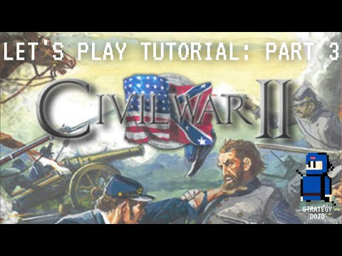 Civil War II - Let's Play Tutorial (Part 3): Winchester and Norfolk