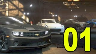 The Crew - Part 1 - Choose your Ride (Let's Play / Walkthrough / Gameplay)