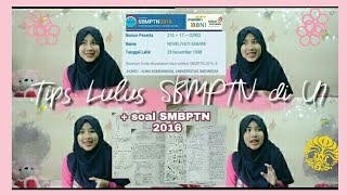 Download Video TIPS lulus SBMPTN + bahas soal SBMPTN 2016 MP3 3GP MP4