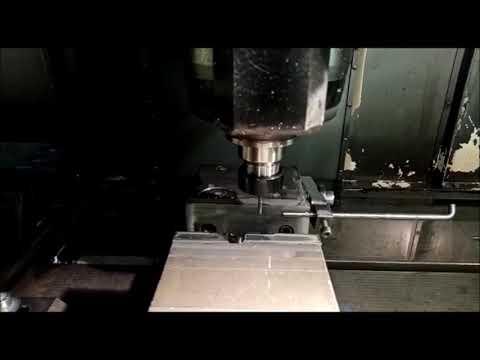CNC vertikale maskineringssenter MAS MCV 750 2002