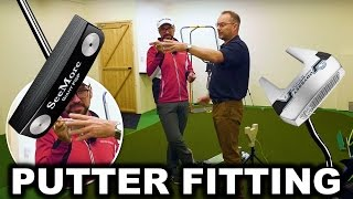 Video Putter Fitting - What to look for when buying a flat stick! MP3, 3GP, MP4, WEBM, AVI, FLV Mei 2018