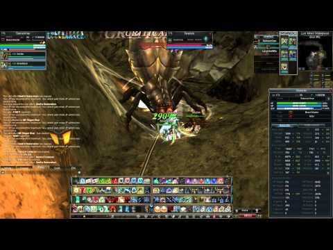 Rappelz Undine: 9.1 - Lv.173 SalmanKhan Beastmaster Lost Mine Stage 4 Solo. 502+ atk speed plateau