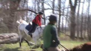 Me cross country schooling