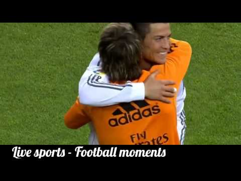 Real Madrid vs Osasuna 4 0 ~ All Goals & Highlights 26 04 2014
