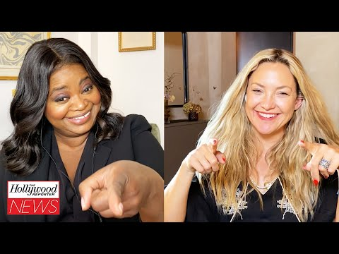 """Kate Hudson & Octavia Spencer Tease """"More Personal"""" Season 2 of 'Truth Be Told' 