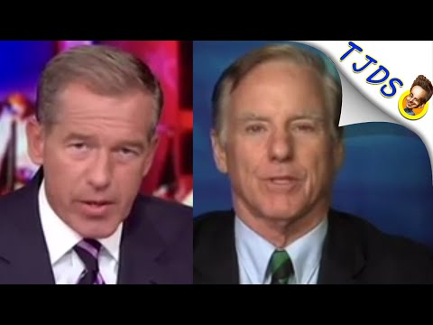 Brian Williams, Howard Dean Ignore A Doctor To Trade Talking Points On Hillary's Health